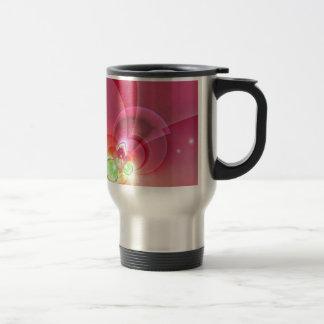 Rosa de Abstrakt creado por Tutti Tazas De Café