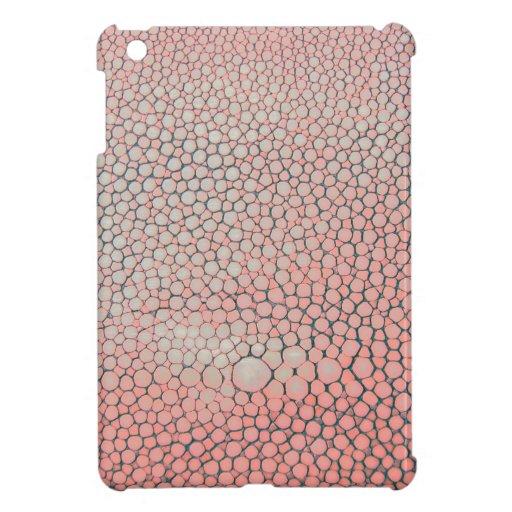 Rosa de color salmón de Shagreen