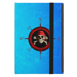 Rosa de compás del pirata iPad mini cobertura