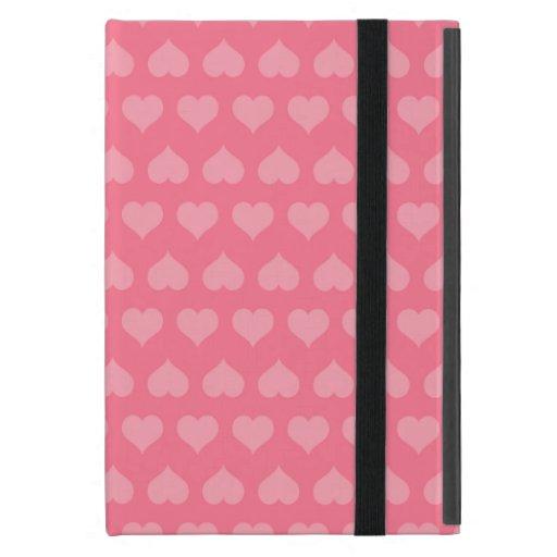 Rosa de Heartlines-Bubblegum iPad Mini Fundas