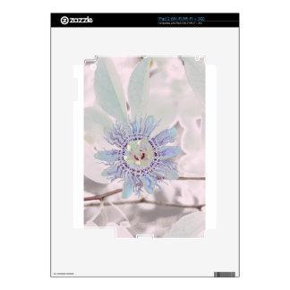 Rosa de la flor de la pasión skin para el iPad 2