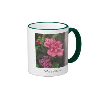 Rosa de la taza de Sharon
