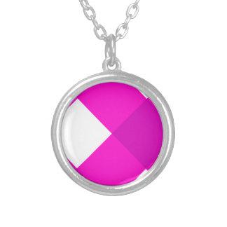 Rosa de la tela escocesa 1 joyerias personalizadas