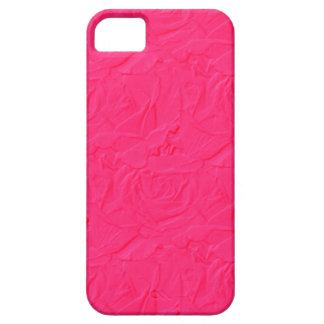 Rosa de rosas grabado en relieve iPhone 5 protector