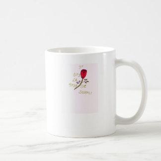 Rosa de Saron Coffee Mug
