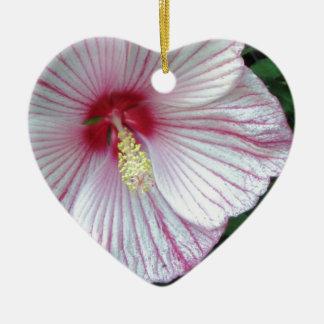 Rosa de Sharon - hibisco Ornamento Para Reyes Magos