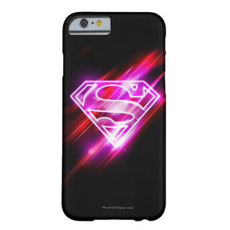 Rosa de Supergirl Funda Barely There iPhone 6