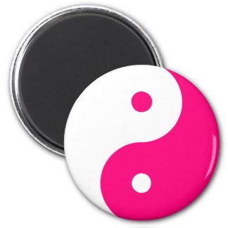 Rosa de Taijitu del chino de la muestra del Taoism Iman De Nevera