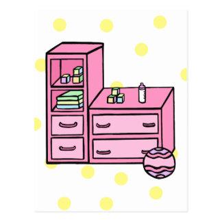 rosa del aparador postales