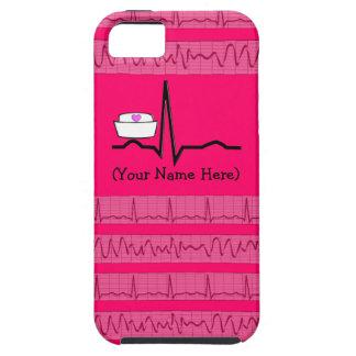ROSA del caso de Barely There del iPhone 5 del iPhone 5 Carcasas
