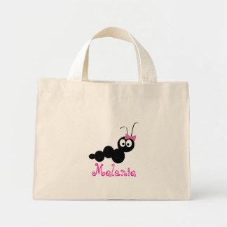 Rosa del Doodlebug Bolsas
