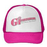 Rosa del gorra el | del logotipo del festival de c