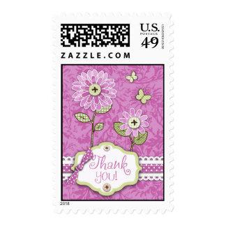 Rosa del sello de las flores TY de la organza