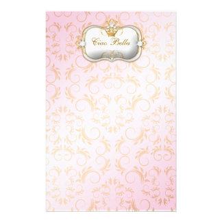 Rosa divino de oro de 311 Ciao Bella Papelería De Diseño