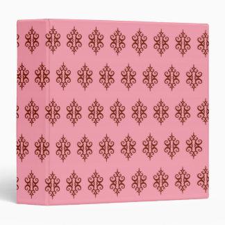 Rosa elegante y libro de recuerdos de Brown