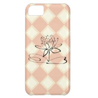 Rosa en colores pastel y caso poner crema del iPho