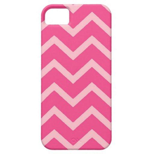 Rosa en el caso rosado del iphone 5 del galón del  iPhone 5 carcasa