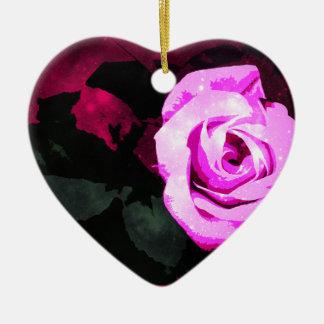 Rosa encantó