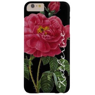 Rosa Gallica Barely There iPhone 6 Plus Case