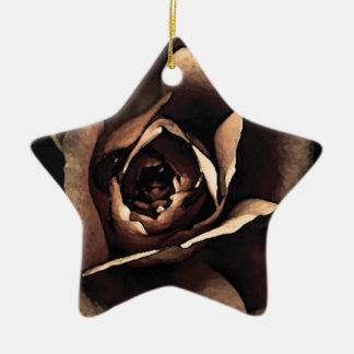 rosa gris pálido fashion flower