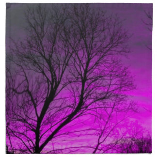 rosa ideal del árbol servilletas