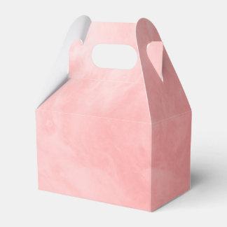 Rosa jabonoso grueso del agua 1256 cajas para detalles de boda
