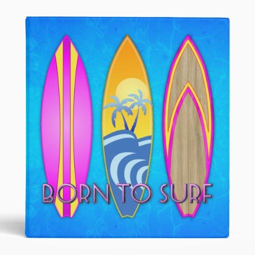 Rosa llevado para practicar surf carpeta 2,5 cm