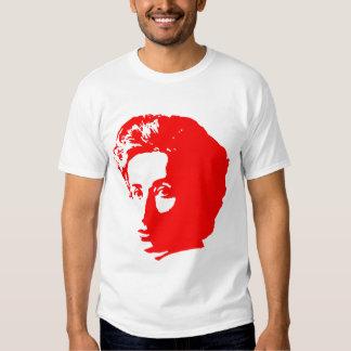 Rosa Luxemburg con cita Playera