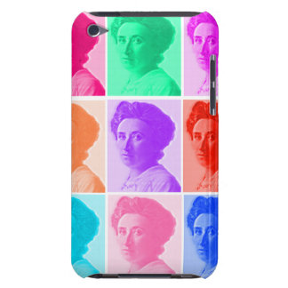 Rosa Luxemburg Pop Art iPod Touch Covers