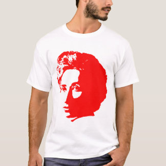 Rosa Luxemburg w/ quote T-Shirt