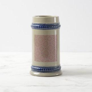 rosa multicolor ligero tazas de café