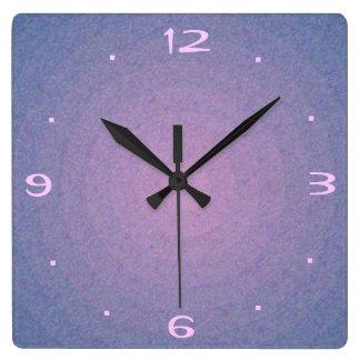 Rosa muy claramente de color de malva > relojes de