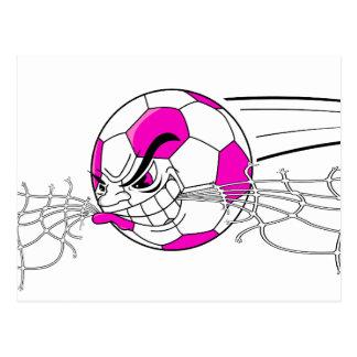rosa neto penetrante de los chicas del balón de postal