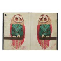 Rosa Owl Case