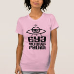 ¡Rosa para ella! Camisetas