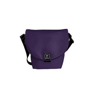 Rosa purpurino bolsas messenger