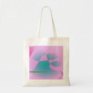 Rosa purpurino bolsa tela barata