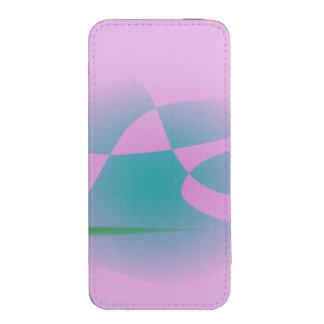 Rosa purpurino bolsillo para iPhone