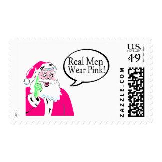 Rosa real del desgaste de hombres Santa Envio