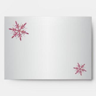 Rosa, remite del copo de nieve A7 del brillo de la