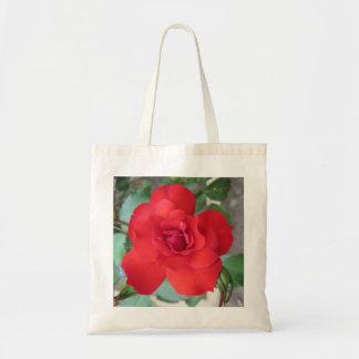 Rosa Roja Flor Bolsa