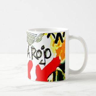 Rosa Rojo Coffee Mug