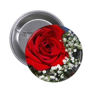Rosa rojo frecuencia intermedia 2 pin