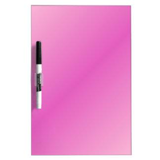 Rosa rosa claro y oscuro de la pendiente pizarras blancas de calidad