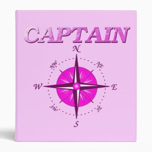 Rosa rosado del capitán y de compás