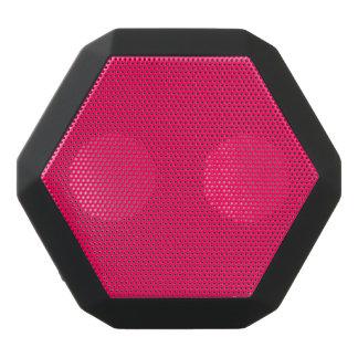 Rosa Rosado-Tropical Rosado-Rosa-Caliente de Altavoces Bluetooth Negros Boombot REX