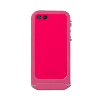 Rosa Rosado-Tropical Rosado-Rosa-Caliente de Funda Para iPhone 5 Incipio ATLAS ID