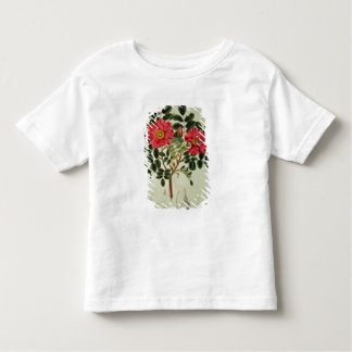 Rosa rugosa, from 'Flora Japonica' T-shirts