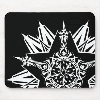 Rosa Scar Inverted Mouse Pad