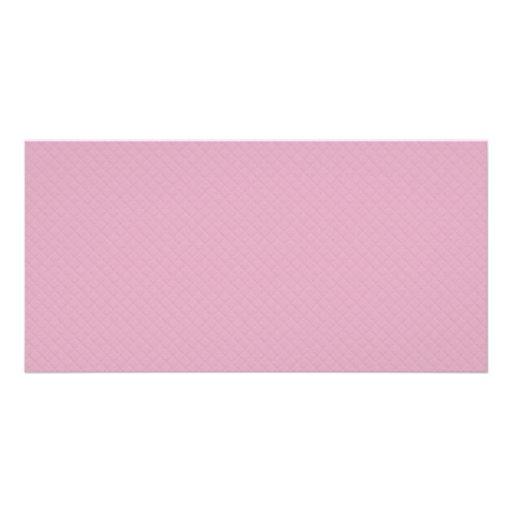 ROSA SÓLIDO 6857_solid-paper-pillowed-pink SOPORTA Tarjetas Fotográficas Personalizadas
